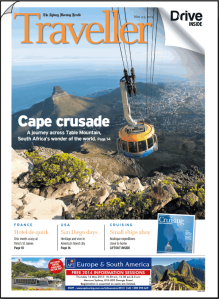SMH Traveller Table Mountain hike cover